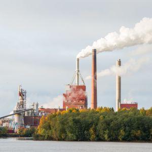 Stora Enson tehdas Oulussa