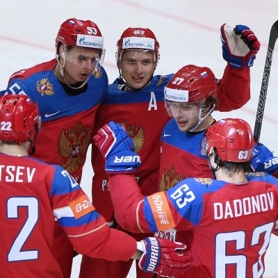 Venäjä juhlii