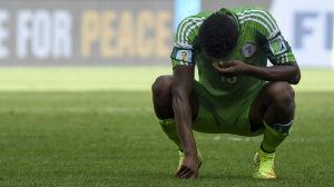 John Obi Mikel, VM 2014.