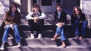 Big Star eli Andy Hummel, Jody Stephens, Chris Bell ja Alex Chilton.