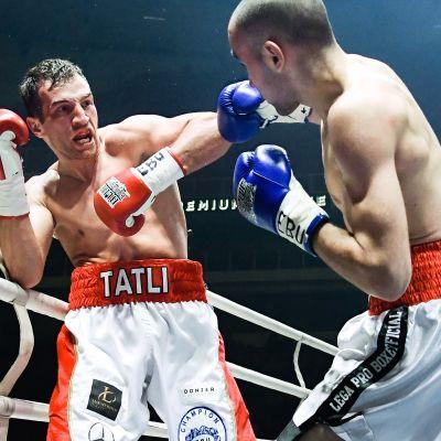 Edis Tatli vs Francesco Patera