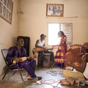 Bassekou Kouyaté, Ngoni Ba