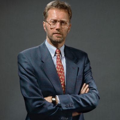 Arne Wessberg vuonna 1993