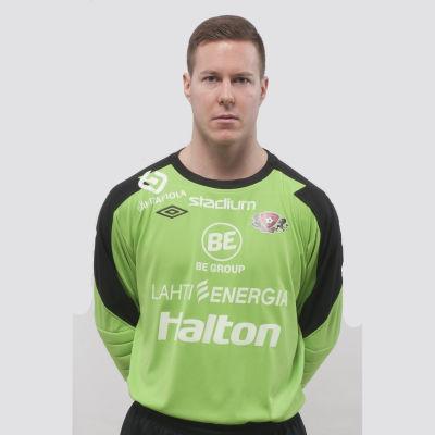Henrik Moisander, FC Lahti.