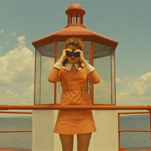 Kara Hayward elokuvassa Moonrise Kingdom