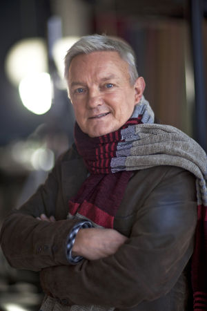 Kirjailija Hannu Väisänen