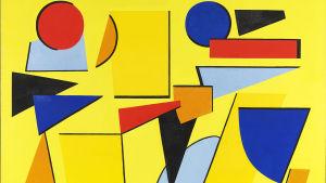 Konstverk av Ernst Mether-Borgström