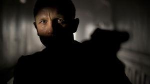 James Bond i filmen Skyfall.