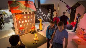Bild från By utställningen