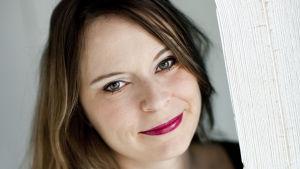Kirjailija Saila Susiluoto