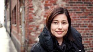 Svenska Kvinnoförbundets vice ordförande Tanja  Ljungqvist