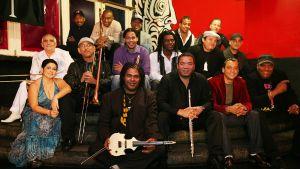 Los Van Van kubansk salsaorkester