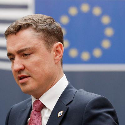 Estlands premiärminister Taavi Rõivas.