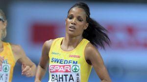 Meraf Bahta löper i EM