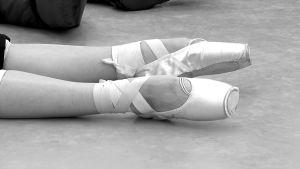 Balettitossut.