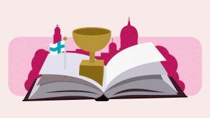 De svenskspråkiga bööcker som också finns på finska har i större utsträckning blivit nominerade till Finlandiapriset.