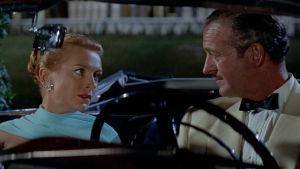 Deborah Kerr (Anne) ja David Niven (Raymond) elokuvassa Tervetuloa ikävä