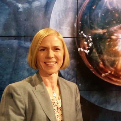 Noora Bouix medverkade i Obs debatt 3.3.2016