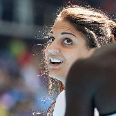 Nooralotta Neziri 2016 i Rio.