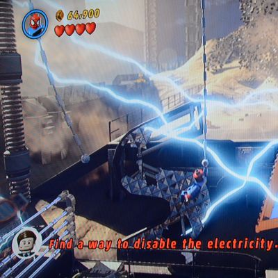 Marvel, Lego, Playstation 4