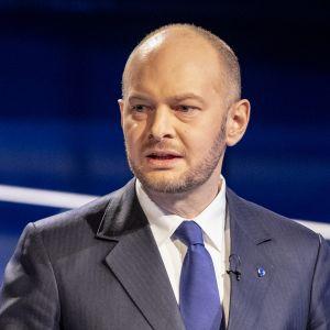 Sampo Terho Ylen Vaalitentissä 01.04.2019 Studio 2 Yleisradio. Eduskuntavaalit 2019