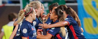 Lyon ryckte i franska toppen