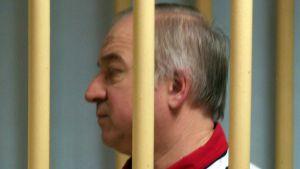 Ryska agent Sergei Skripal