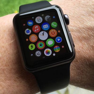 Applen älykello Apple Watch
