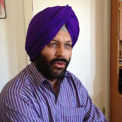 Busschauffören Gill Sukhdarshan Singh