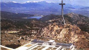 Francon muistomerkki Valle de los Caídos