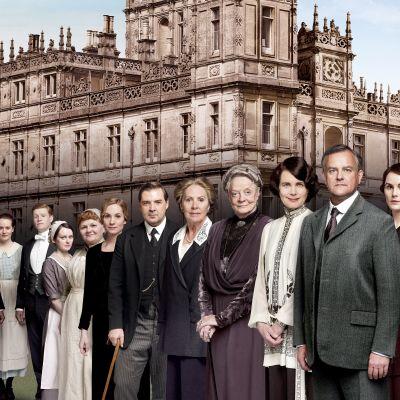 Rollfigurerna i Downton Abbeys fjärde säsong