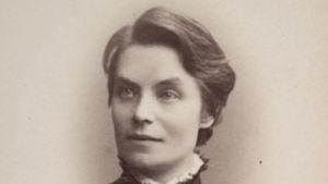 Suomen ensimmäinen naismaisteri Emma Irene Åström