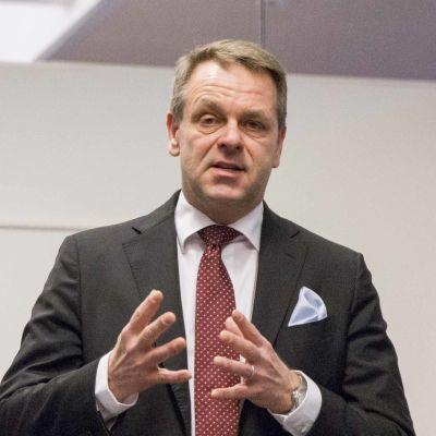 Helsingin pormestari Jan Vapaavuori.