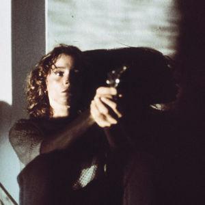 Frances McDormand elokuvassa Blood Simple