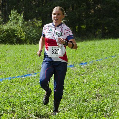 PIF:s Yvonne Gunell är dubbel FSO-mästare 2012.
