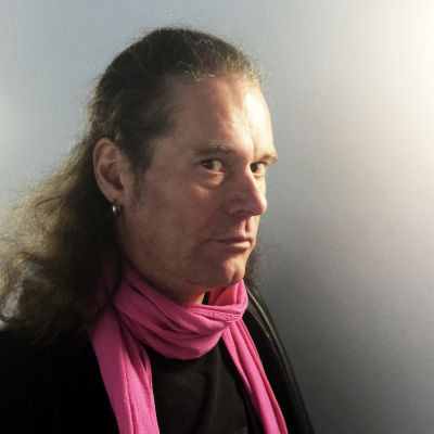 Bild på Saliven Gustavsson.