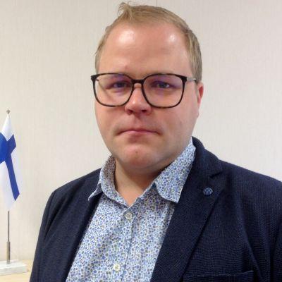 Polvijärven kunnanjohtaja Jari Tuononen