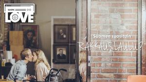 Mikä on Suomen suosituin rakkauslaulu?