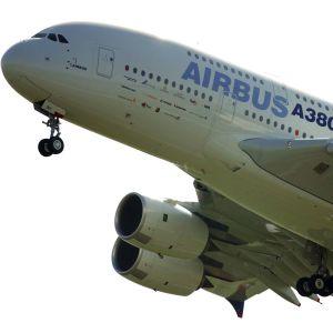 Superjumbon Airbus A380.