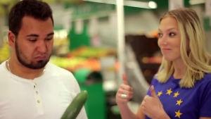 EU i butiken