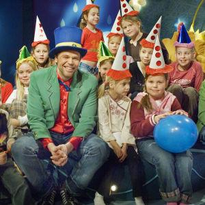 Pikku Kakkosen 30-vuotisjuhlalähetys 11.1.2007