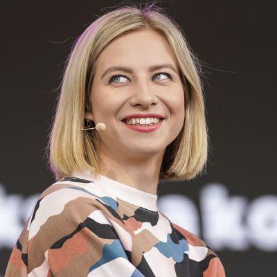 Tubettaja Sonja Hämäläinen