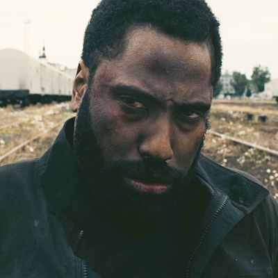 John David Washington in the ©Warner Bros. new movie: Tenet (2020).