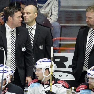 Elomo, Norrena och Kirpusoff leder TPS i ligan.