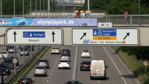 Den tyska debatten om körförbud för dieselbilar kan öka försäljningen av elbilar