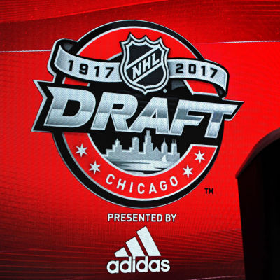 NHL draft logo.