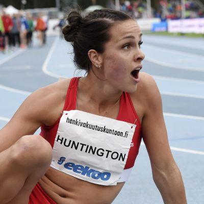 Maria Huntington.