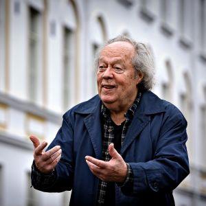 Porträtt av Jorma Panula.
