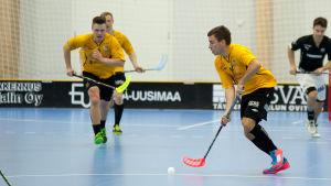 Andre Artzen och Henrik Himmelroos