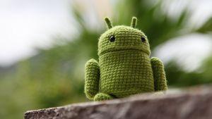 Android-amigurumi